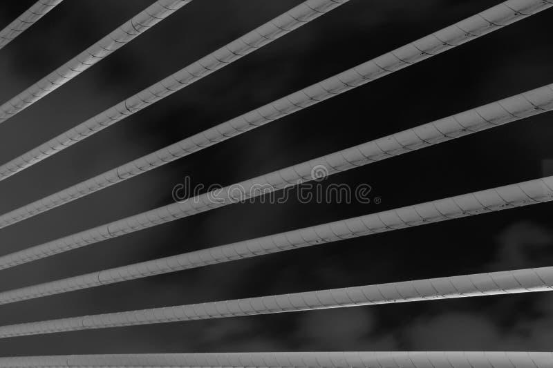 Moderne Brugarchitectuur - Jambatan Seri Wawasan royalty-vrije stock foto's