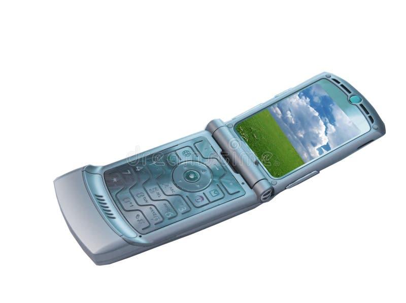 Moderne Celtelefoon Royalty-vrije Stock Afbeelding