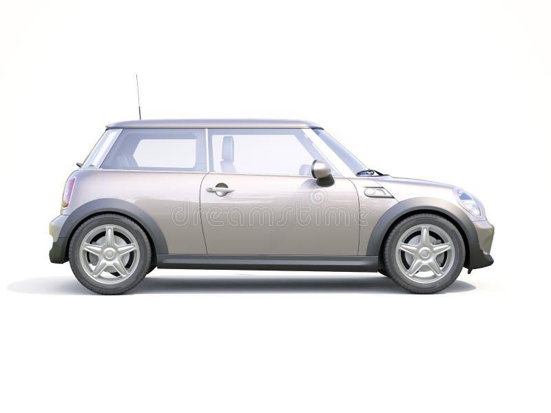 Moderne compacte auto stock fotografie