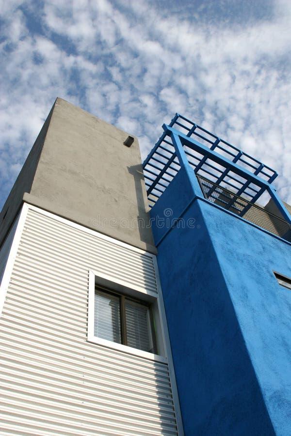 Moderne Dachbodenausgangsarizona-Art stockfoto