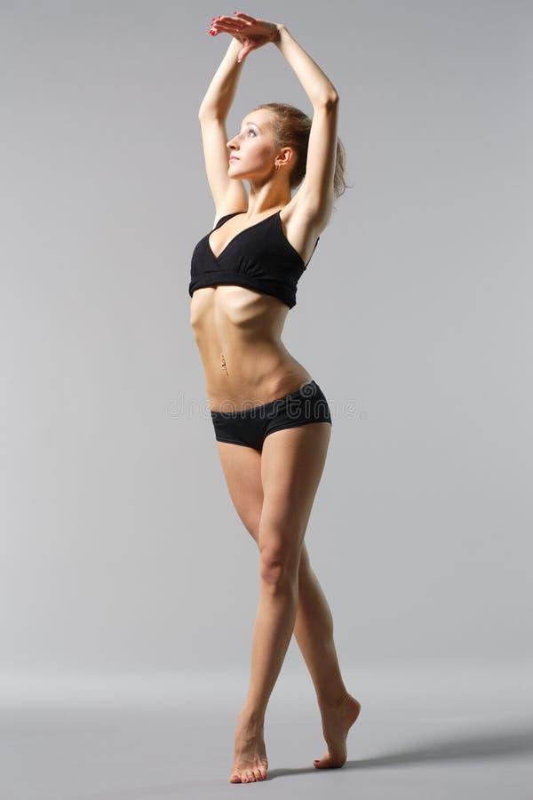 Moderne dans stock afbeeldingen
