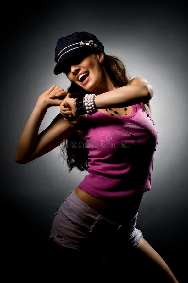 Moderne dansen stock afbeelding