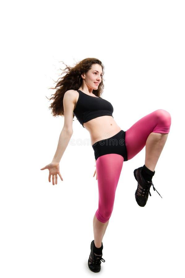 Moderne dansen royalty-vrije stock fotografie