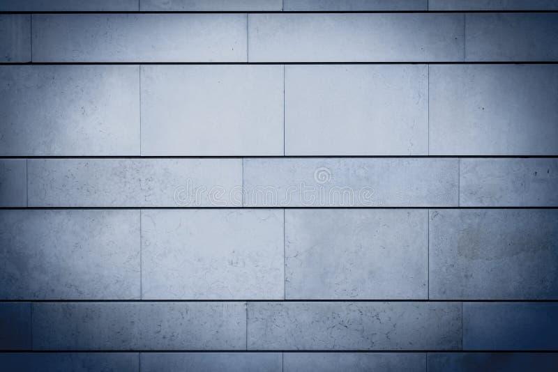 Moderne de muurachtergrond van de textuursteen stock afbeelding