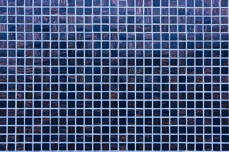 Moderne de tegelsachtergrond van het glasmozaïek stock foto's