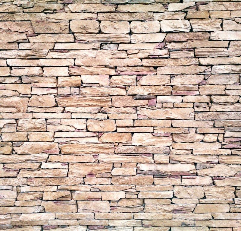 Moderne de textuurachtergrond van de steenmuur royalty-vrije stock foto's