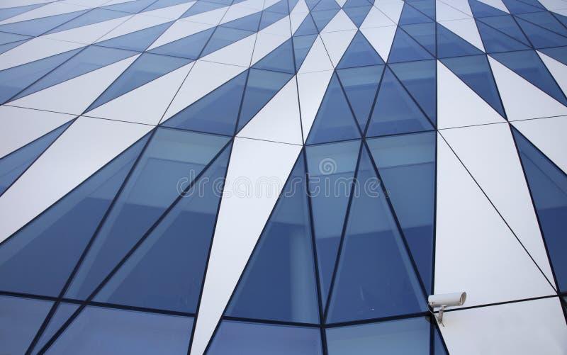 Moderne Deense Architectuur bij Tuborg-Haven stock foto