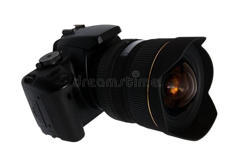 Moderne digitale camera stock afbeeldingen