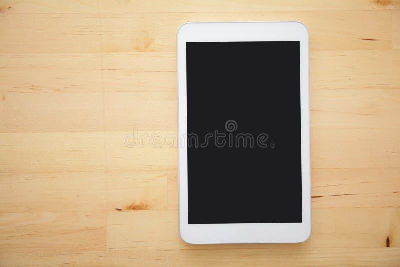 Moderne digitale Tablette lizenzfreie stockbilder