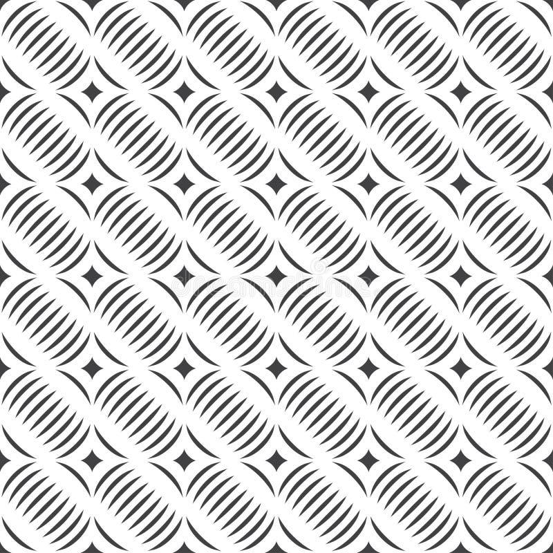 Moderne einfache geometrische Beschaffenheit lizenzfreie abbildung