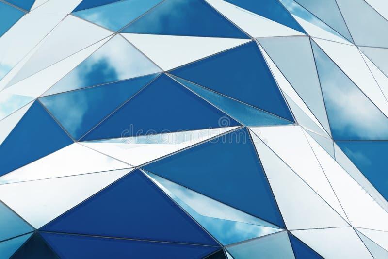 Moderne Fassade stockbild