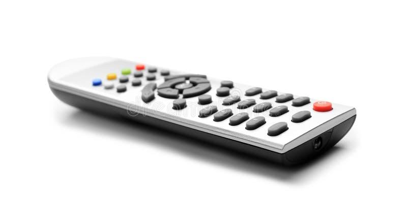 Moderne Fernsehfernbedienung, lokalisiert vektor abbildung