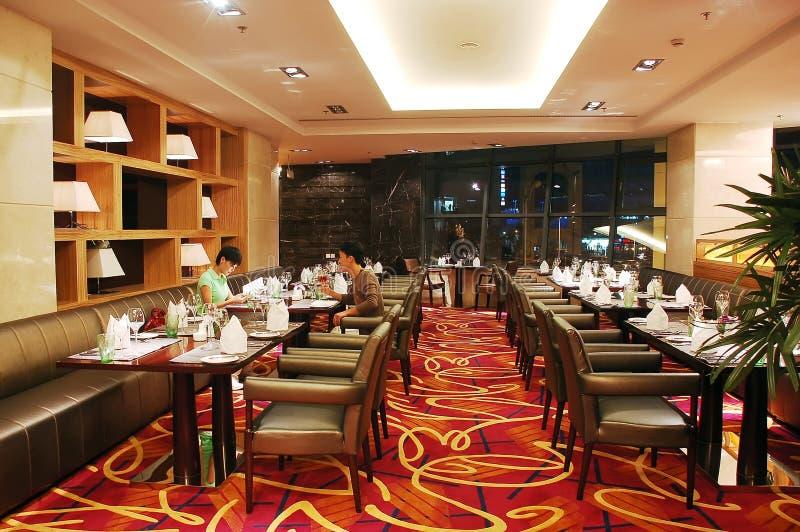 Moderne Gaststätte lizenzfreie stockfotografie
