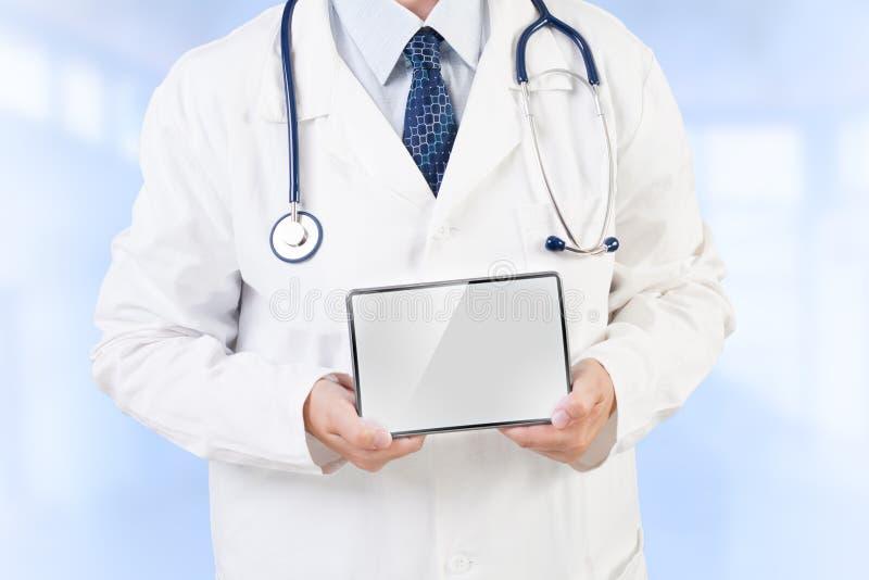Moderne gezondheidszorg royalty-vrije stock afbeelding