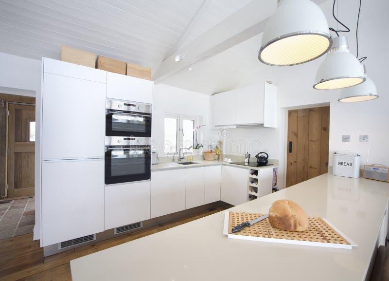 Moderne Küche 1 stockfotografie