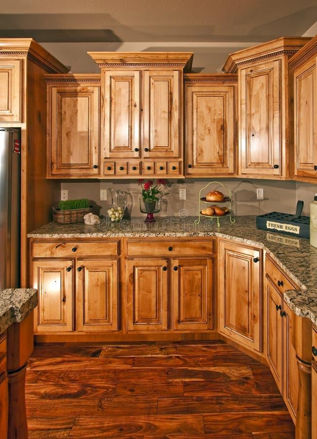 Moderne Küche lizenzfreies stockfoto