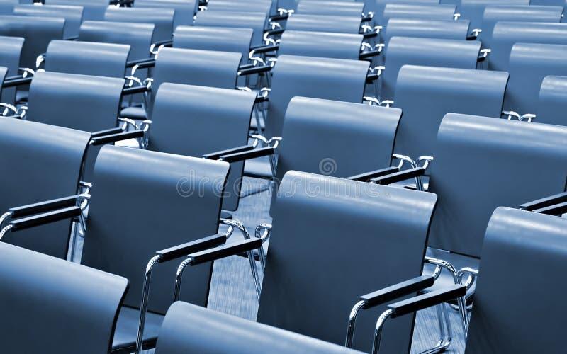 Moderne Kongreßhalle stockfotografie
