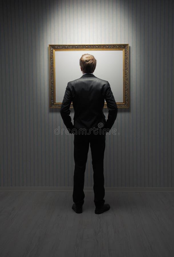 Download Moderne Kunst stockfoto. Bild von mann, feld, surrealistisch - 33297576
