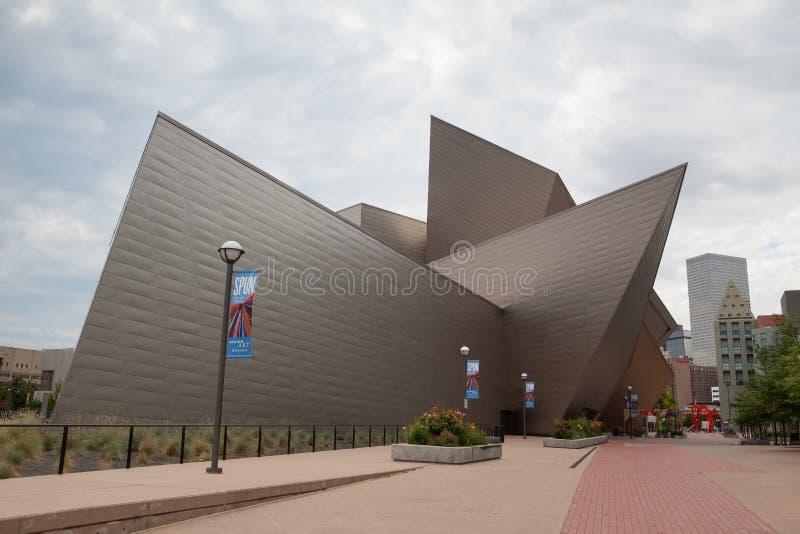Moderne kunst und moderne architektur in denver for Moderne architektur