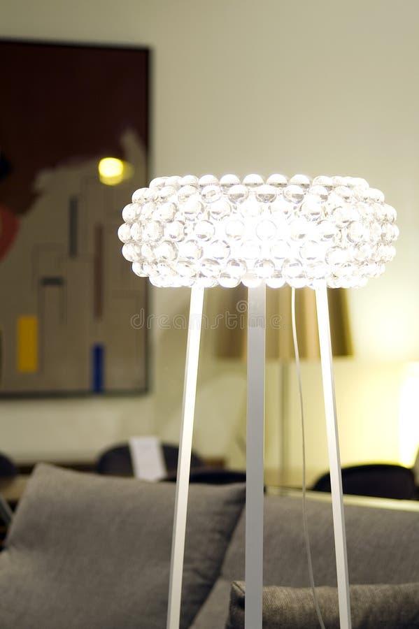 Moderne Lampe stockfotografie