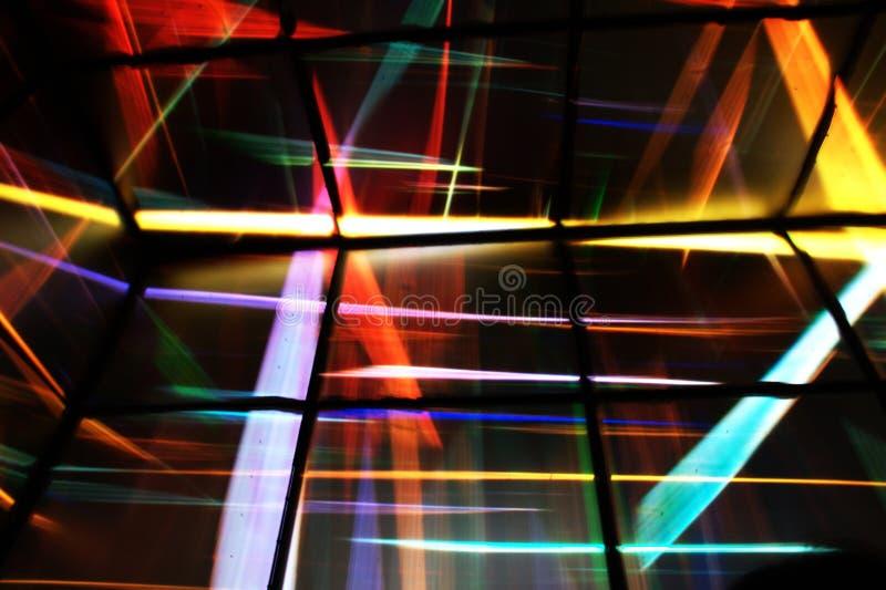 Moderne lichte achtergrond stock foto