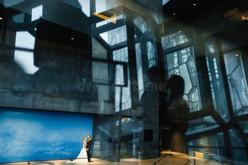Moderne luxe royalty-vrije stock afbeeldingen