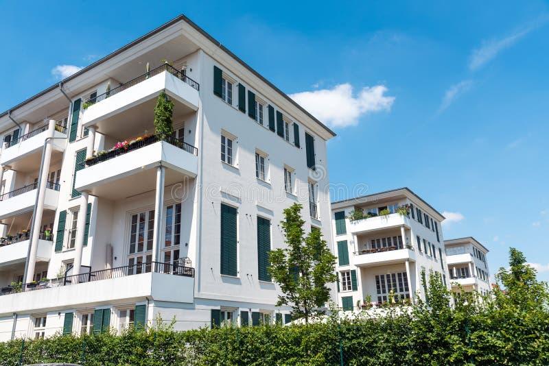 Moderne Mehrfamilienhäuser Bilder moderne mehrfamilienhäuser in berlin stockbild bild