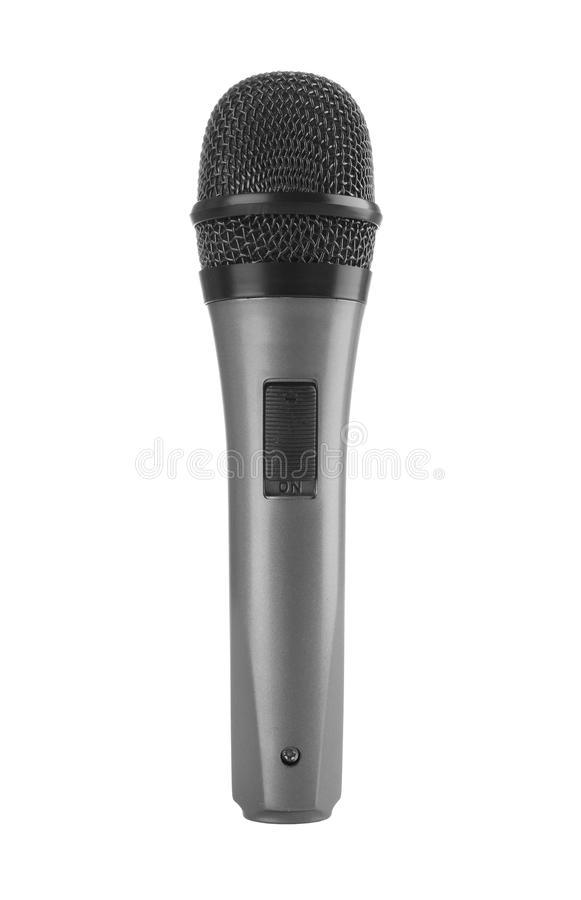 Moderne microfoon stock foto's