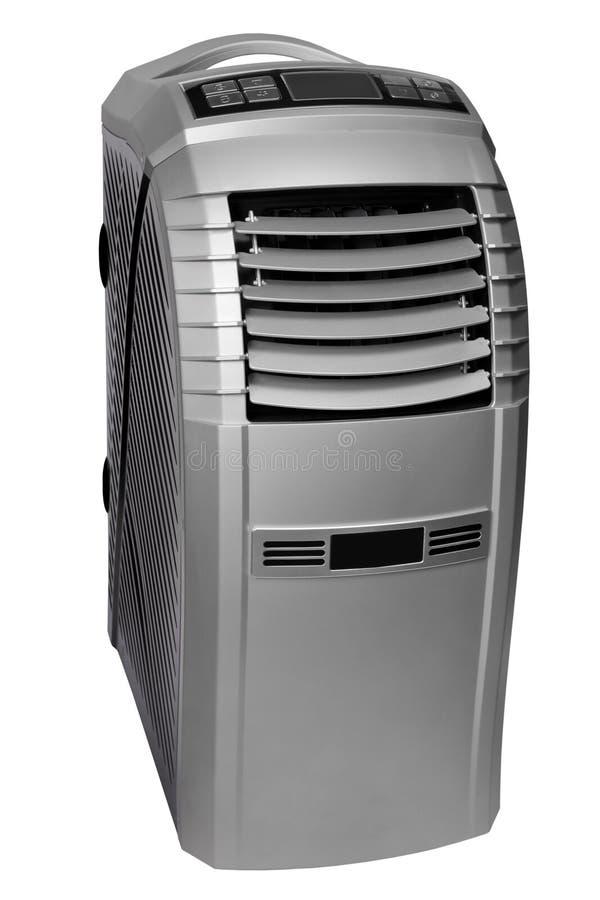 Moderne mobile Klimaanlage lizenzfreie stockfotos