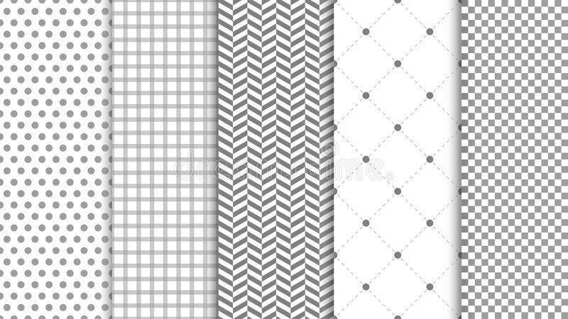 Moderne naadloze patroonachtergrond Samenvatting voor elegant ontwerp, manier universele achtergrond wordt geplaatst die royalty-vrije illustratie