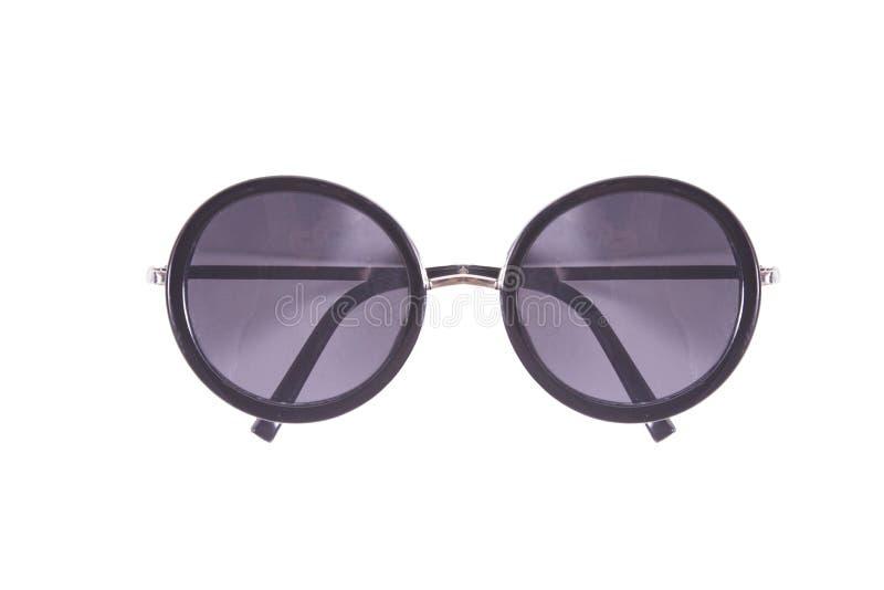 Moderne schwarze Sonnenbrillen lizenzfreie stockfotografie
