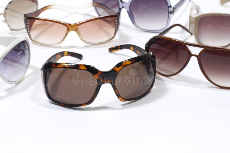 Moderne Sonnenbrillen stockfoto