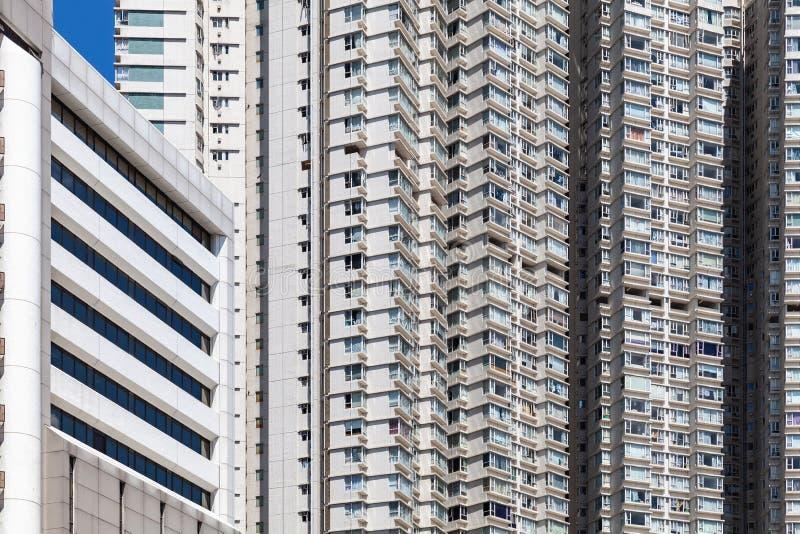 Moderne stedelijke architectuur abstracte foto stock afbeelding