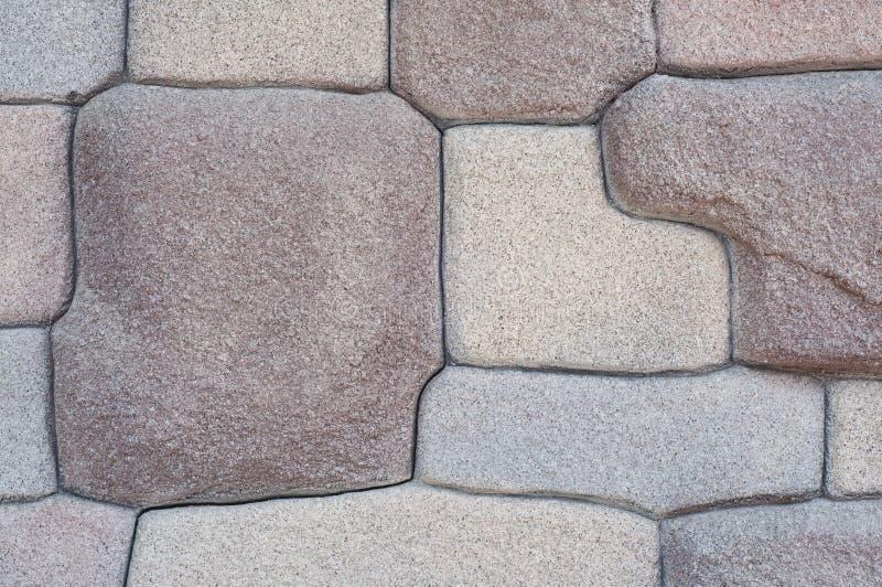 Download Moderne Steinwand Stockfoto   Bild: 40440889
