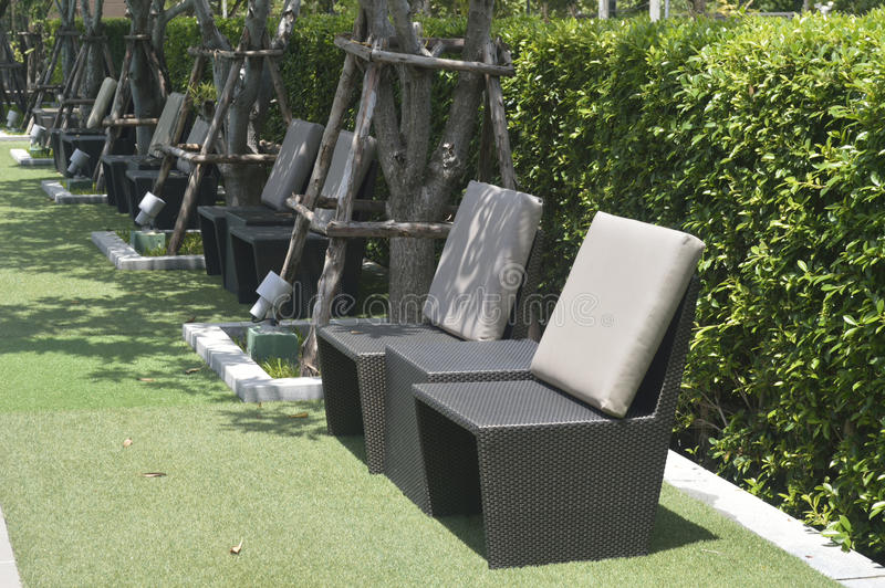 Moderne stoel royalty-vrije stock foto
