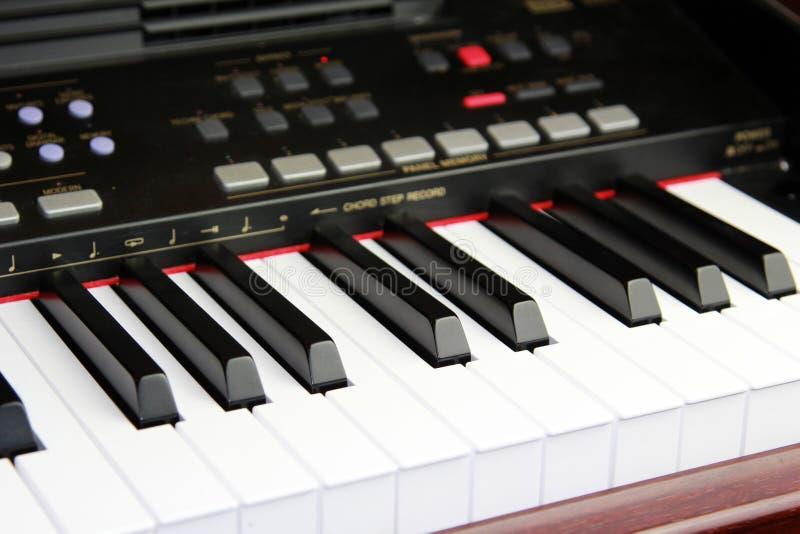 Moderne Tastatur lizenzfreie stockbilder