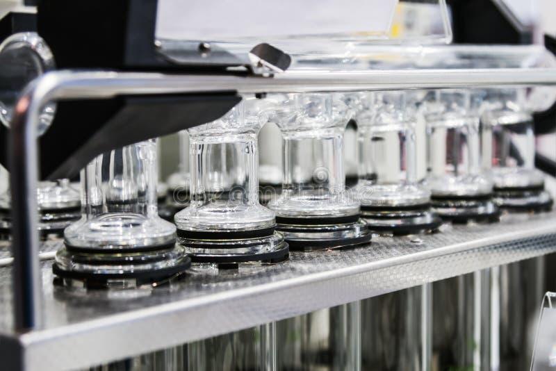 Moderne technologieën in medische apparatuur stock foto