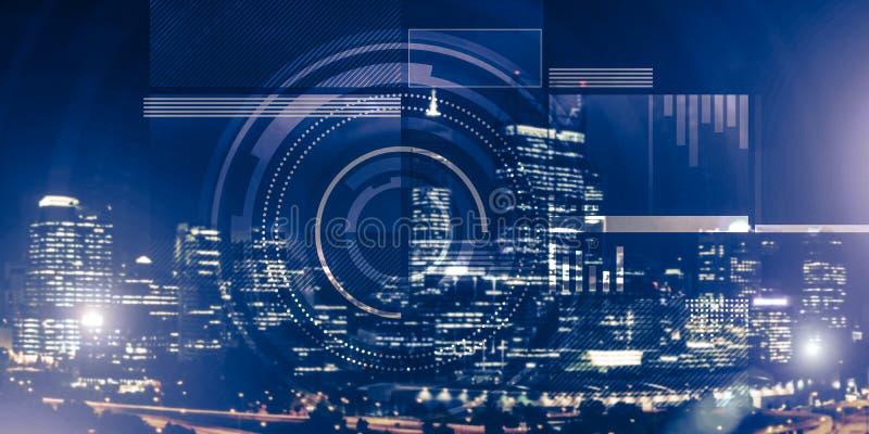 Moderne Technologien als Durchschnitte der Optimierung und der Herstellung des neuen prog lizenzfreie stockfotografie