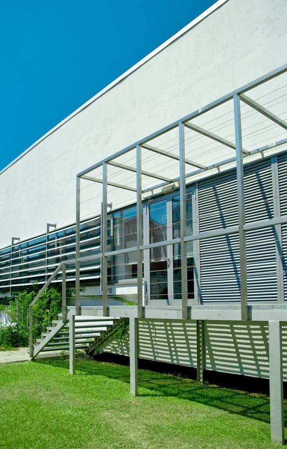Moderne Treppe stockfotografie