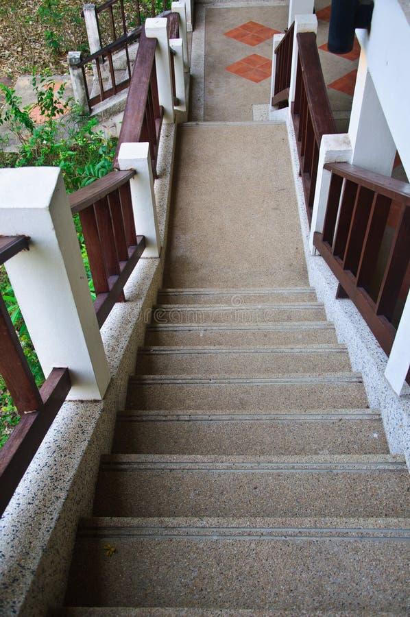 moderne treppen stockfoto bild von haus auszug eingang 45145850. Black Bedroom Furniture Sets. Home Design Ideas
