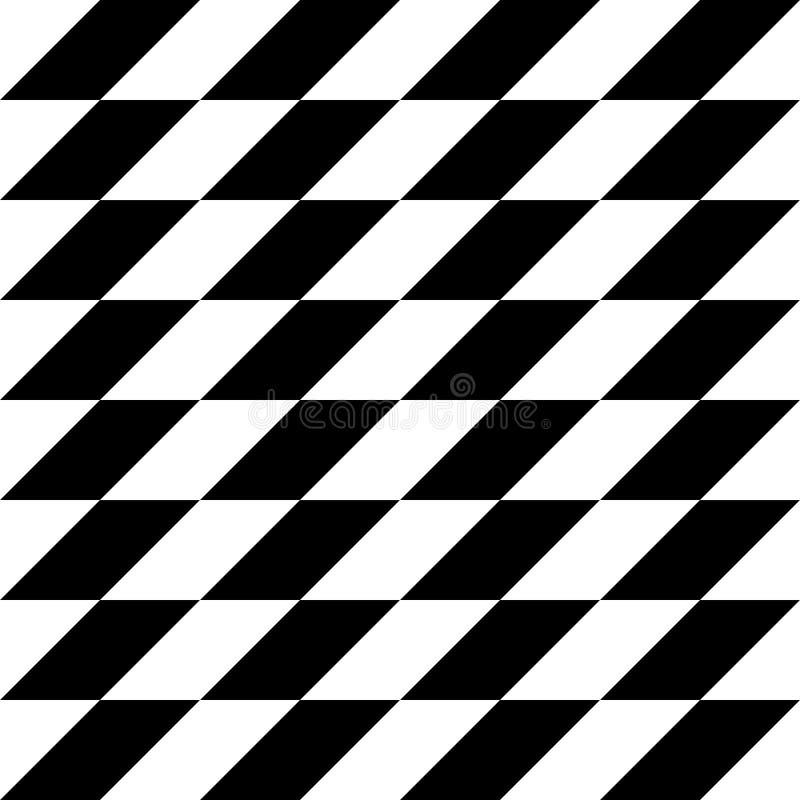 Moderne van de achtergrond schaakraad ontwerp vectorillustratie EPS10 royalty-vrije illustratie