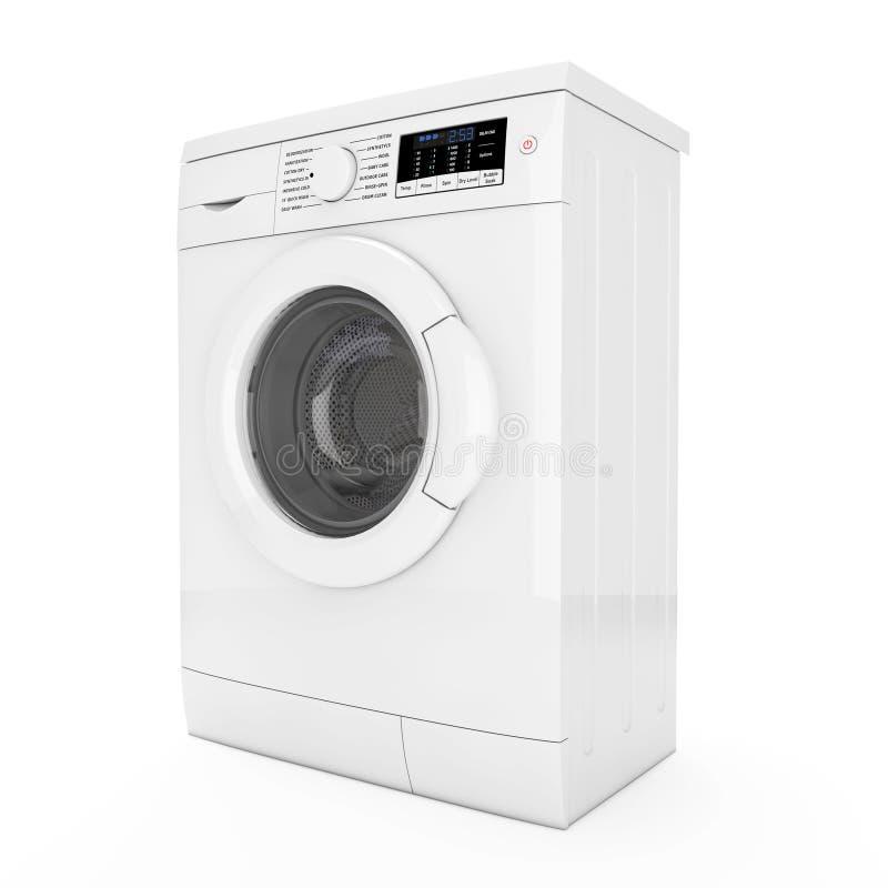 moderne waschmaschine wiedergabe 3d stock abbildung - bild: 81274873, Attraktive mobel
