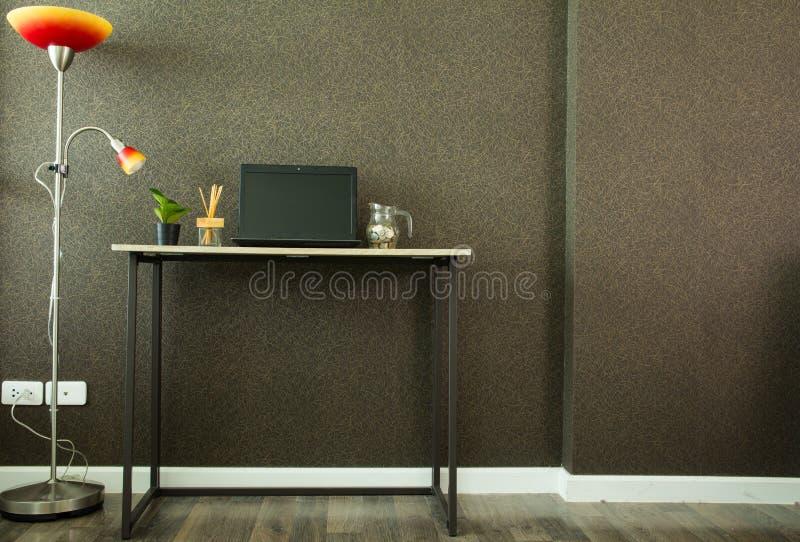 Moderne werkplaats royalty-vrije stock fotografie