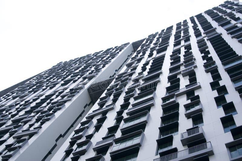 Moderne Wohnung stockbilder