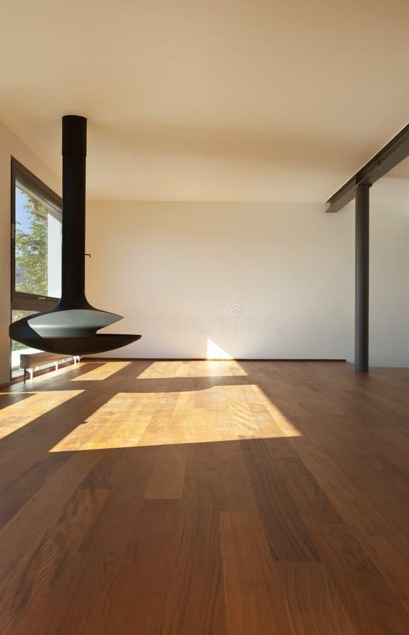 Moderne Wohnung lizenzfreie stockfotos