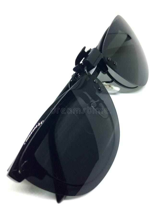 Moderne Zonnebril stock fotografie