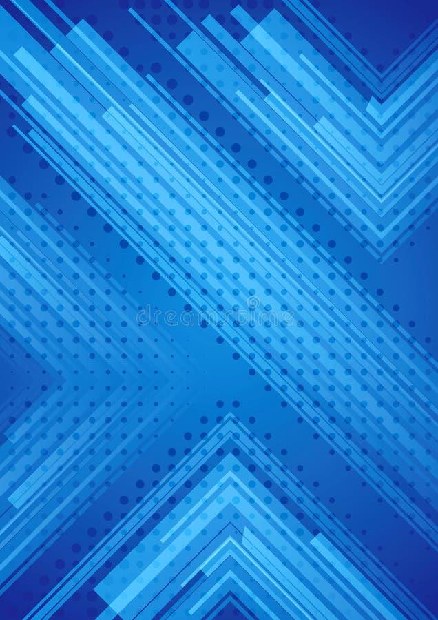 Moderner abstrract Hintergrund lizenzfreie abbildung