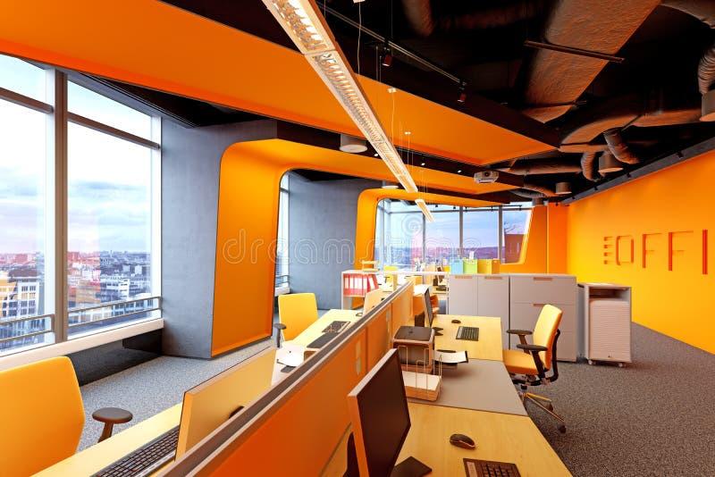 Moderner Büroinnenraum vektor abbildung