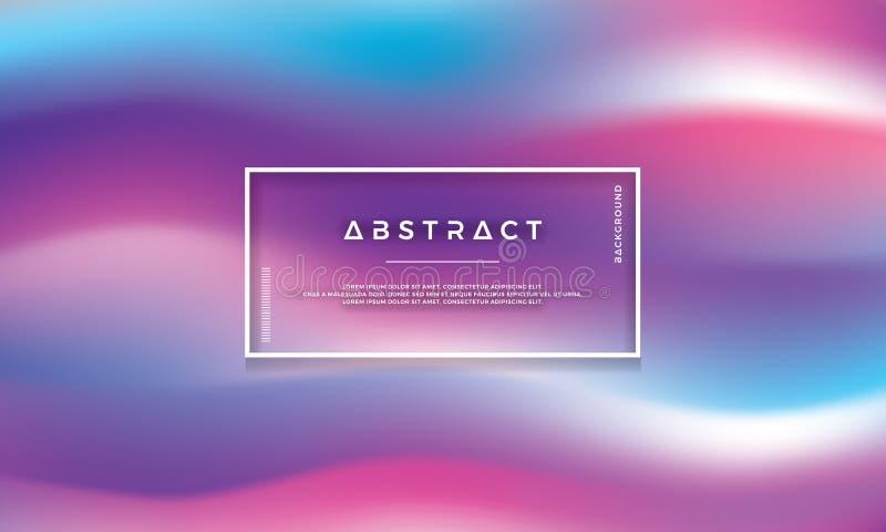Moderner blauer, purpurroter abstrakter Hintergrund ist für Netz, Titel, Netzfahne, Landungsseite, digitaler Hintergrund, digital vektor abbildung