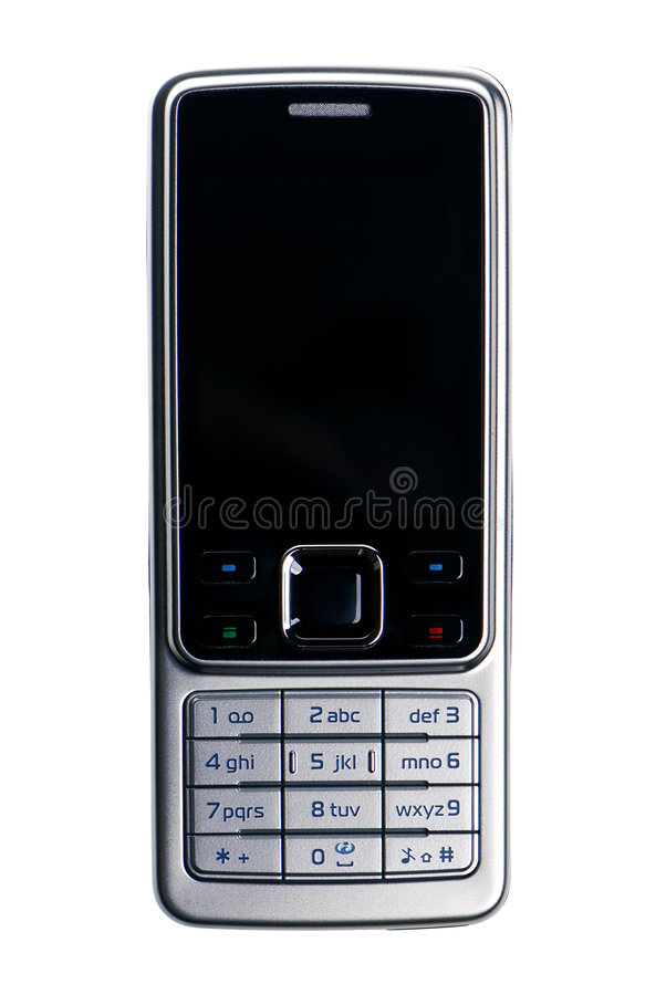 Moderner Handy stockfotos